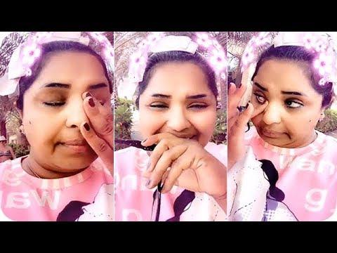 شاهد هيا الشعيبي تبكي في اليوم الوطني الكويتي