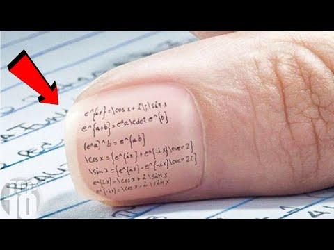 شاهد أذكي 7 طرق للغش في الامتحانات