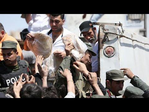شاهد بدء إعادة إعمار الدوما والحكومة تبدأ بـ 5 مليارات ليرة سورية
