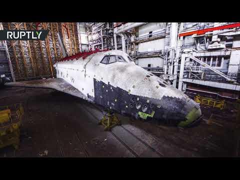 صور رائعة ونادرة لمكوكات الفضاء السوفييتية