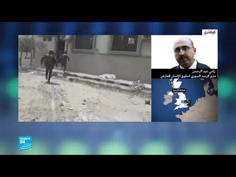 مقتل 26 جنديًا سوريًا قرب تدمر