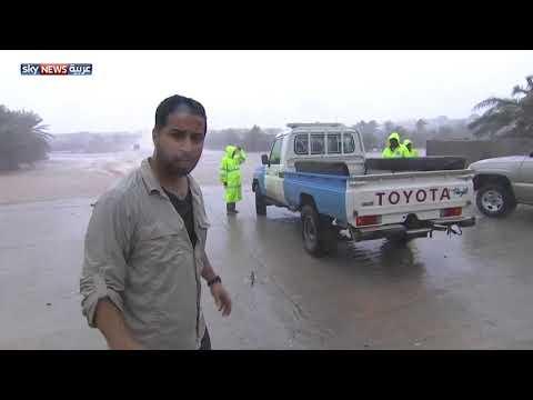 إعصار مكانو المداري يضرب أرخبيل سقطرى