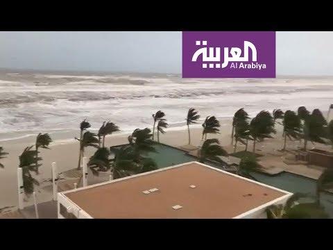 انتهاء تأثير إعصار مكونو واستمرار الأمطار
