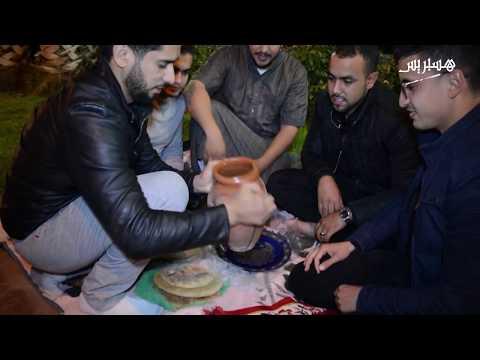 شاهد كيف يمضي سكان مدينة البهجة ليلهم في رمضان