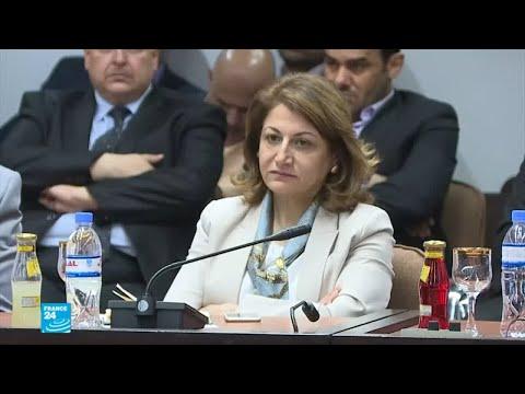 نساء يترشحن لأعلى المناصب في العراق