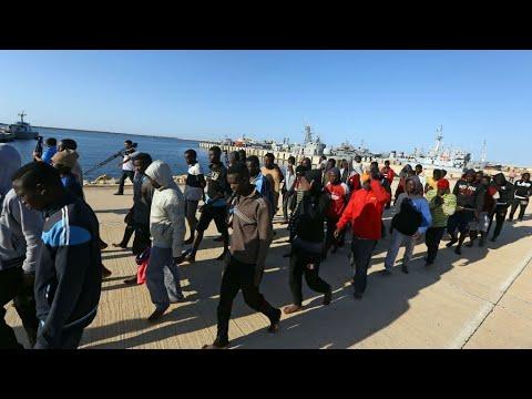 شاهد أول عقوبات أممية في ليبيا بحق ستة رؤساء لشبكات اتجار بالبشر