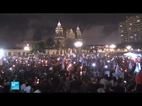 غضب سكان غواتيمالا بعد ثوران البركان فويغو