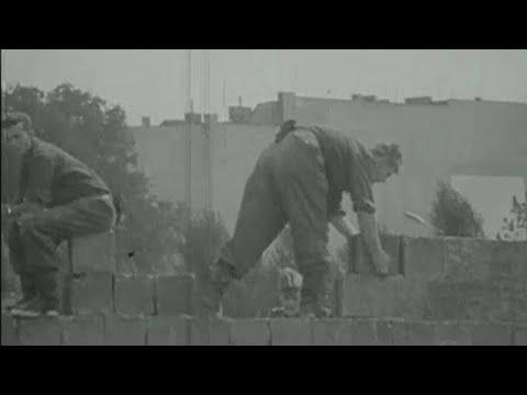 جدار برلين التاريخي رمز الحرب الباردة