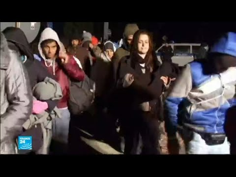 شاهدتدابير فرنسية لمعالجة أزمة الهجرة