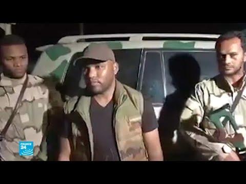 شاهدحرب في منطقة الهلال النفطي الليبي
