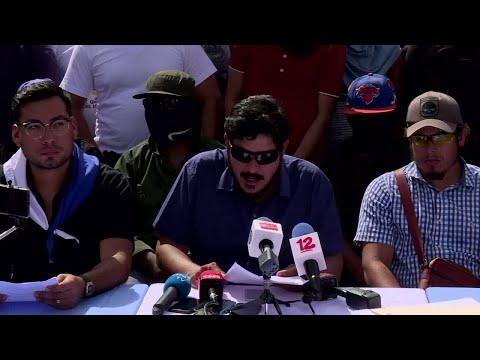 استمرار الاحتجاجات في نيكاراغوا