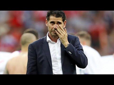 يرناندو هييرو يُغادر سفينة المنتخب الإسباني