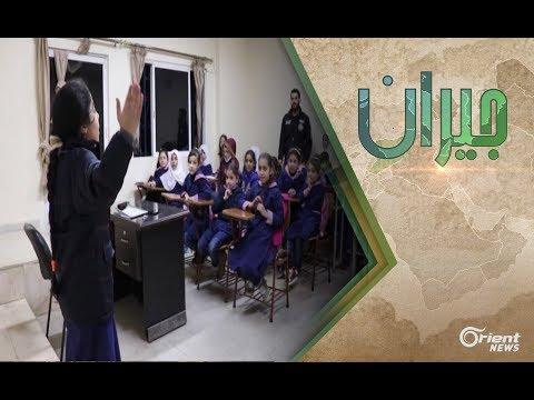 شاهدكيف اكتشف مصطفى أبو حسنة مواهب الأطفال السوريين في لبنان