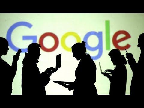 غوغل تواجه غرامة قياسية بمليارات اليوروهات