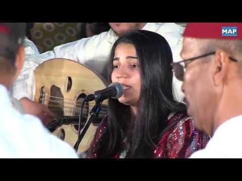 شاهد افتتاح المهرجان الوطني لفن اللحن في فاس
