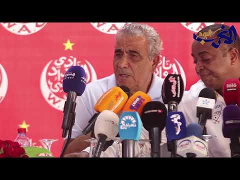 شاهد البنزرتي يدافع عن شخصه بعد التعاقد مع الاتحاد التونسي