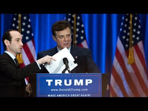 شاهد اعترافات مدير حملة ترامب الانتخابية السابق بالتآمر ضد أميركا