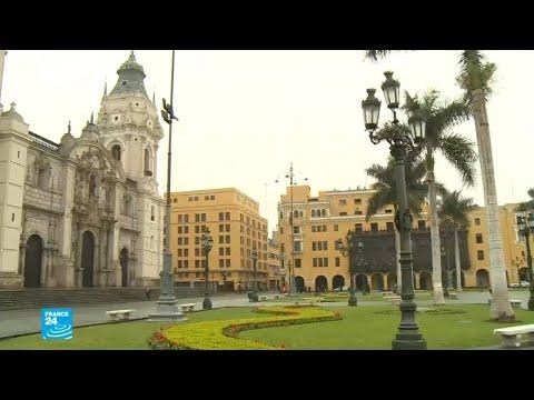 شاهد رحلة من ريو غراندي إلى تييرا ديل فويغو في ليما عاصمة البيرو