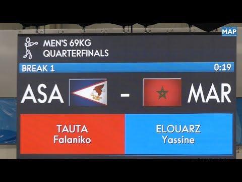 تأهل 3 ملاكمين مغاربة إلى دور نصف النهائي