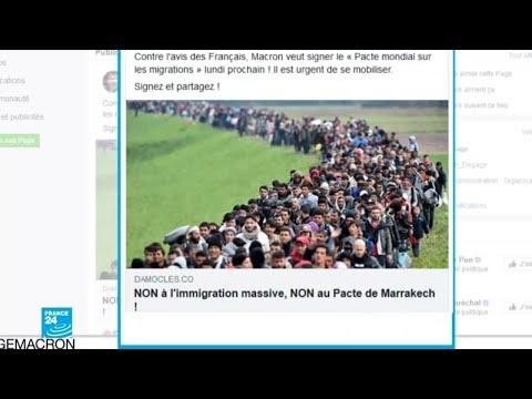 شاهد تفاصيل عن الميثاق العالمي بشأن الهجرة المعتمد في مراكش