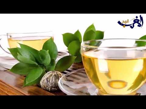 بالفيديو أسباب ستجعلك تتناول الشاي الأخضر