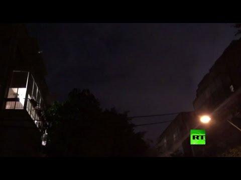 شاهد صفارات الإنذار تدوي في تل أبيب بعد رصد إطلاق صاروخين من غزة