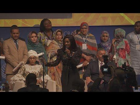 شاهد منتدى كرانس مونتانا يُبرِز دور الشباب في تنمية أفريقيا