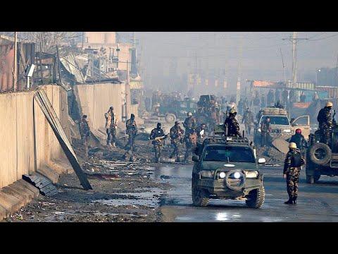 شاهد دوي انفجارات بالعاصمة الأفغانية تزامنًا مع الاحتفالات بعيد النيروز