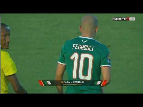 شاهد هدف الجزائر الأوّل في مرمى كوت ديفوارأهداف مباراة الجزائر كوت ديفوار الهدف الأول  youtubehttpswwwyoutubecom