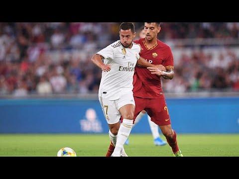 استبعاد هازارد من المباراة الافتتاحية لموسم ريال مدريد