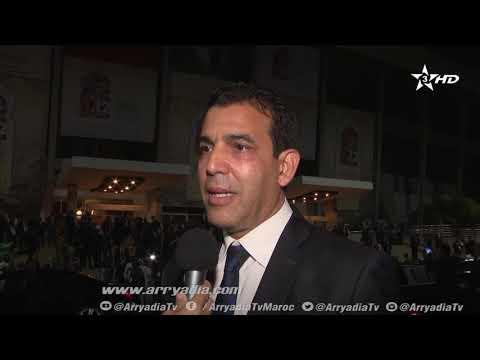 شاهد عبد اللطيف عياد يتحدث عن احتضان المغرب للألعاب الأفريقية
