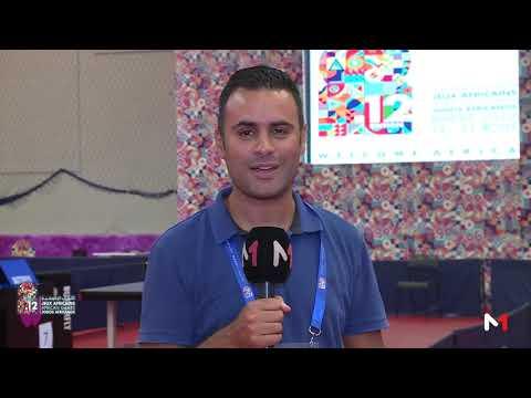 تألّق مغربي في رياضة الكراتيه ضمن الألعاب الأفريقية