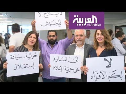 محاكمة صحفي لبناني بسبب هجومه على خامنئي