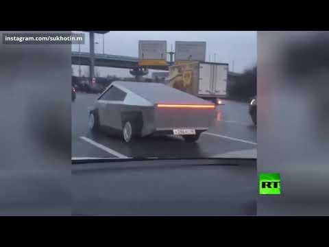 شاهد شبان موهوبون في موسكو يستنسخون سيارة تسلا