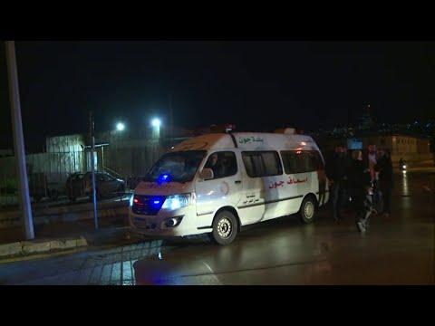 شاهد وصول جثمان نجوى قاسم إلى مطار بيروت تمهيدًا لتشييعها