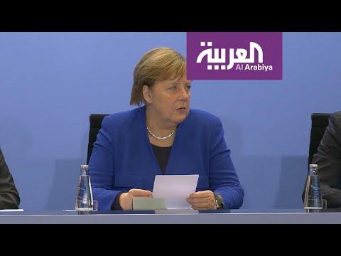 شاهد اتفاق في برلين على خارطة طريق لحل الأزمة الليبية