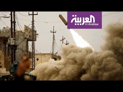 شاهد مصدر إطلاق الصواريخ على السفارة الأميركية في بغداد