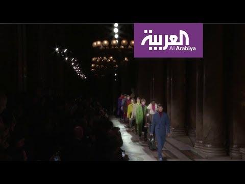 عرض أزياء بيرلوتي الرجالي لخريف وشتاء 2020  2021
