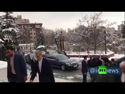 وزير الخارجية العماني يزور طهران للمرة الثانية خلال أسبوعين