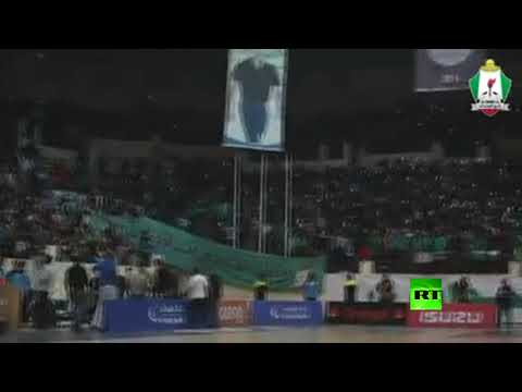 شاهد الوحدات يكافئ جماهيره الوفية بفوزه على نادي الأرثوذكسي في الأردن