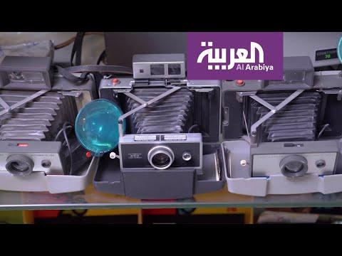مواطن سعودي يجمع في منزله 800 من أندر أنواع الكاميرات الفوتوغرافية