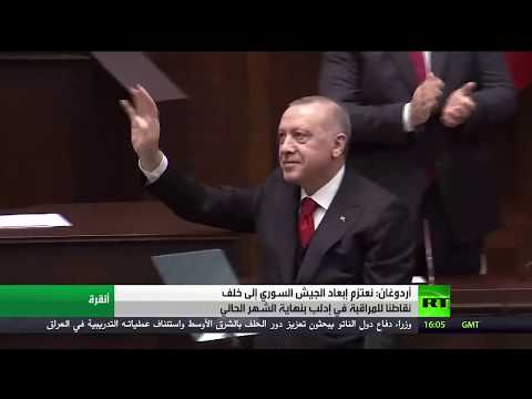 شاهد تركيا تعتزم إبعاد الجيش السوري عن مواقعها