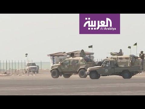 شاهد السعودية تشارك في التمرين الخليجي المشترك أمن الخليج 2