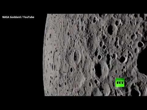 شاهد لقطات مذهلة من طاقم أبولو 13 للقمر قبل إجهاض المهمة عام 1970