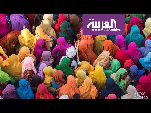 شاهد قصة عجيبة لسيدة سودانية لقبت بـأم المساكين تُقام لها الاحتفالات سنويًا