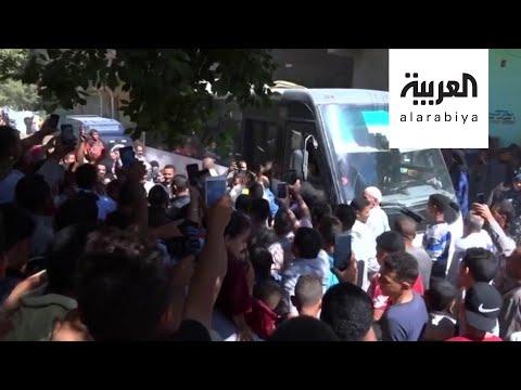 شاهد هؤلاء الذين ظهروا بفيديو التعذيب في ليبيا بعد تحريرهم