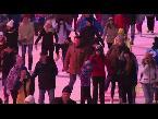 اليمن اليوم- شاهد افتتاح أكبر حلبة للتزلج على الجليد في أوروبا