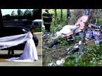 اليمن اليوم- شاهد مقتل عروس أرادت مفاجأة عريسها بهبوطها من هليكوبتر
