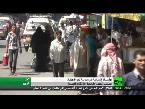 اليمن اليوم- شاهد مأساة إنسانية في تعز نتيجة الحرب اليمنية
