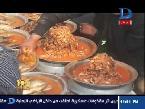 اليمن اليوم- بالفيديو إقبال المواطنين على شراء بقايا الطعام فى مصر